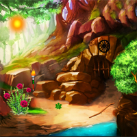 Free online flash games - Top10NewGames Find The Precious Sculpture game - WowEscape
