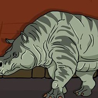 Free online flash games - G2J The Toxodon Escape