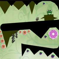 Free online flash games - Magic Muffin Frog game - WowEscape