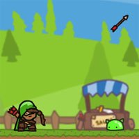 Free online flash games - Bobby da Arrow game - WowEscape