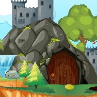 Free online flash games - GenieFunGames Island Rescue Escape game - WowEscape