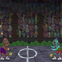 Free online flash games - Basket Monsterz game - WowEscape