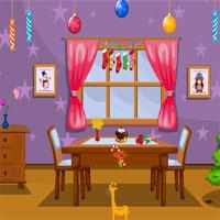 Free online flash games - Little Santa House Escape Games4Escape game - WowEscape