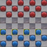 Free online flash games - Glass Checkers Gameshut game - WowEscape