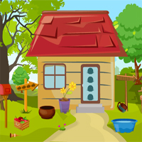 Free online flash games - Games4King Queen Bee Rescue game - WowEscape