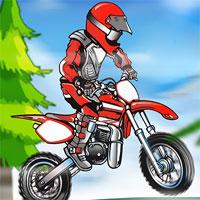 Free online flash games - Moto Alpine Adventure game - WowEscape