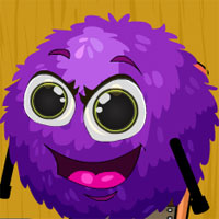Free online flash games - G2J Lovely Monster Rescue