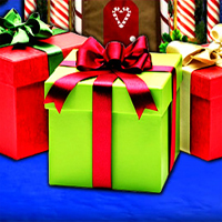 Free online flash games - Find the Christmas Gift 2 game - WowEscape