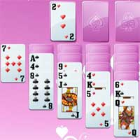 Free online flash games - Russian Solitaire Solitaireonline game - WowEscape