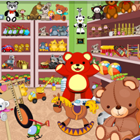 Free online flash games - Toys Shop Check-up game - WowEscape