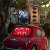 Free online flash games - Games4King Colorist Hen Escape