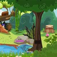 Free online flash games - Escape From Fantasy World Level 2 game - WowEscape