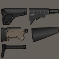 Free online flash games - Professional Gun Customizer game - WowEscape