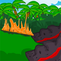 Free online flash games - Mousecity Escape Danger Island game - WowEscape