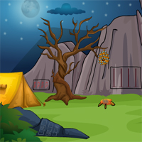 Free online flash games - NsrGames Mystery Of Egypt Cursed Lion game - WowEscape