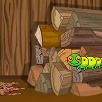 Free online flash games - G2J Frill Necked Lizard Escape