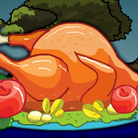 Free online html5 games - Games4Escape Thanksgiving Celebrations Escape game