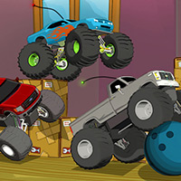 Free online flash games - RC Rumble Racing game - WowEscape