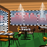 Free online flash games - TollFreeGames Football Cafe Escape game - WowEscape