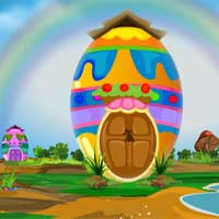 Free online flash games - Easter Bunny Escape KnfGames game - WowEscape