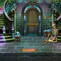 Free online flash games - Top10 Escape From Horror Villa