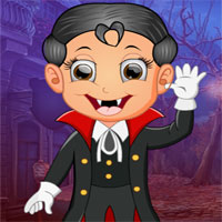 Free online flash games - G4K Vampire Boy Rescue 2  game - WowEscape
