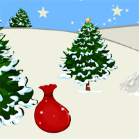 Free online flash games - NsrGames Merry Christmas 08 game - WowEscape