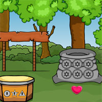 Free online flash games - Games2Jolly Pretty Cat Rescue game - WowEscape
