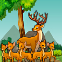 Free online flash games - G4E Deer Adventure Escape