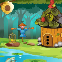 Free online flash games - G2J Waterfowl Escape From Cage