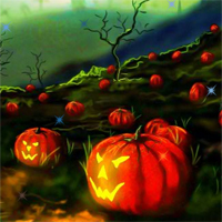 Free online html5 games - HOG Fantasy Halloween Hidden Stars game