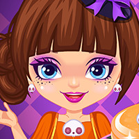 Free online flash games - Halloween Spooky Pancakes game - WowEscape