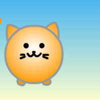 Free online flash games - Lazy Cat QuarkstarGames game - WowEscape