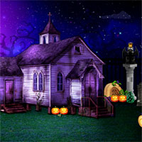 Free online flash games - Nsrgames Halloween Escape 2018 Chapter 1 game - WowEscape