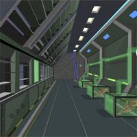 Free online flash games - Sci Fi Ship Escape game - WowEscape