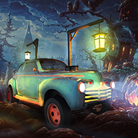 Free online flash games - Halloween Monster Transporter game - WowEscape