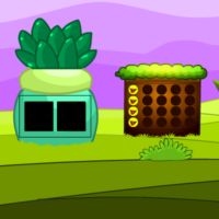 Free online html5 escape games - G2L Flower Land Escape