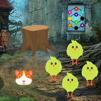 Free online flash games - games4king Pretty Writing Bear Escape game - WowEscape