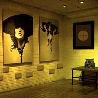 Free online flash games - Art Gallery Escape game - WowEscape