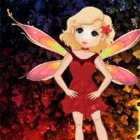 Big Fantasy Butterfly Fairy Escape
