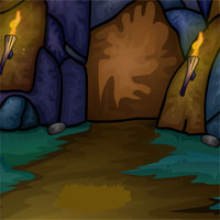 Free online flash games - NsrGames Thanksgiving Day Giant Cave game - WowEscape