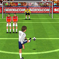 Free online flash games - Euro Kicks 2016 game - WowEscape
