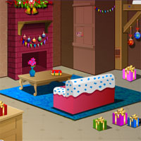 Free online flash games - Help The Santa game - WowEscape