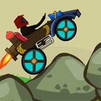 Free online flash games - Flying cars game - WowEscape