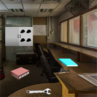 Free online flash games - Ekey Rusty Factory Lane Escape  game - WowEscape