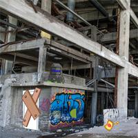 Free online flash games - GFG Abandoned Building Escape game - WowEscape