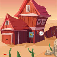 Free online flash games - Ekey Desert Horse Escape game - WowEscape