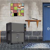 Free online flash games - Ekey Puzzle Door Escape game - WowEscape