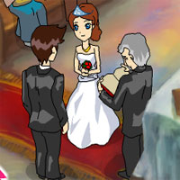Free online flash games - Kiss The Bride 2016 game - WowEscape