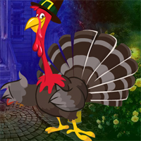 Free online flash games - Trapped Turkey Rescue